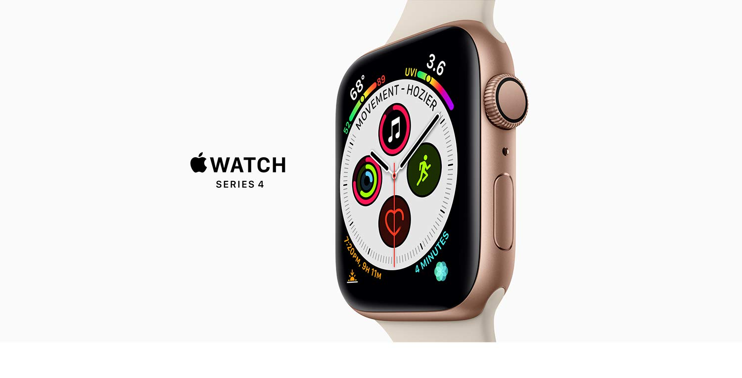 Apple Watch Series 4 rating