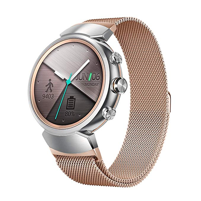 Azuz ZenWatch 3 side