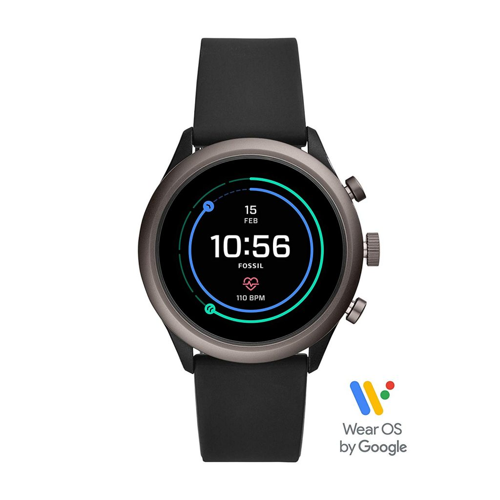 Fossil Sport front watch