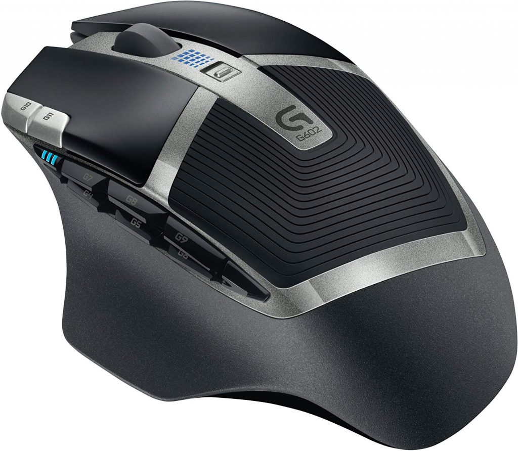 Logitech G602 Lag-Free Wireless Gaming Mouse