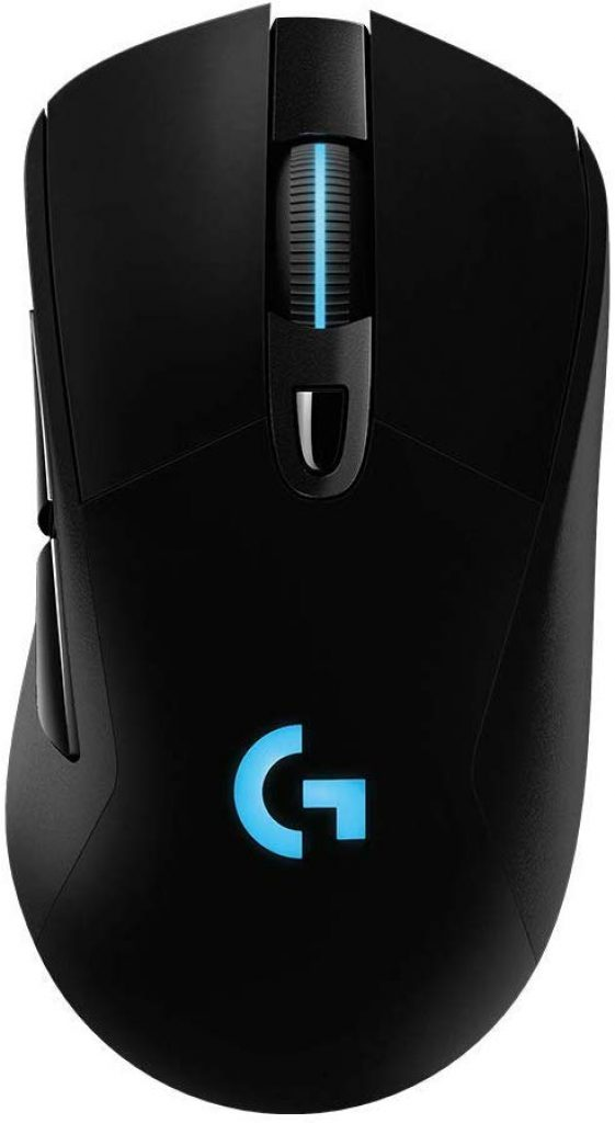 Logitech G703 LightSpeed Wireless Mouse for Gaming