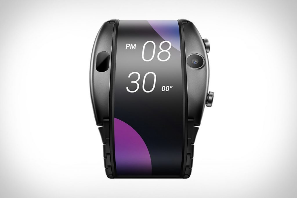 Nubia Alpha Smart Watch