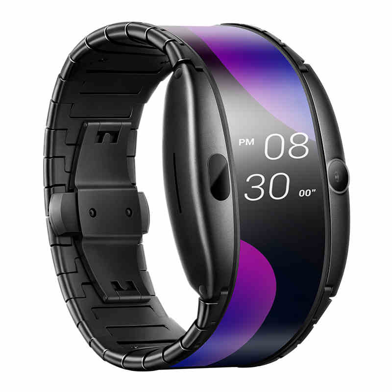 Nubia Alpha Smart Watch front