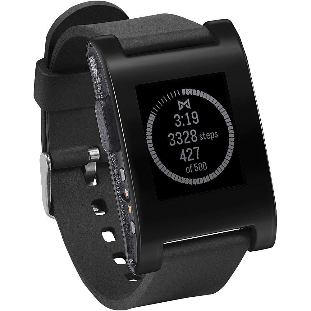 Pebble Smart Watch front