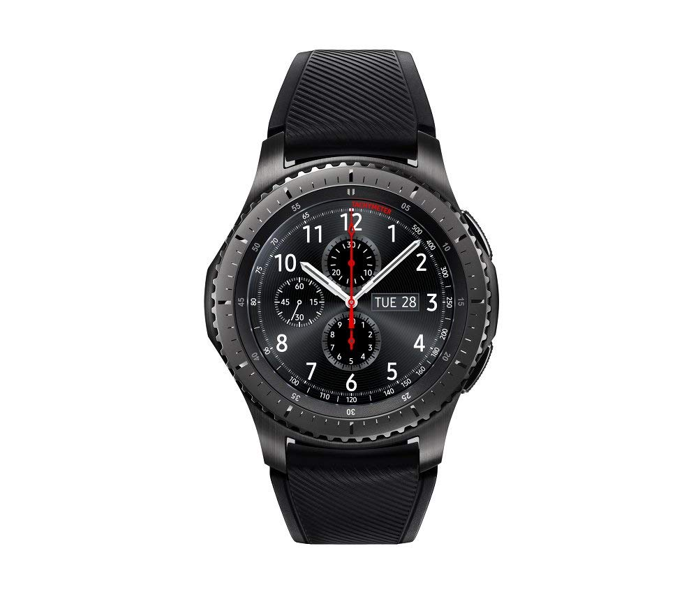 Samsung Gear S3 Frontier front