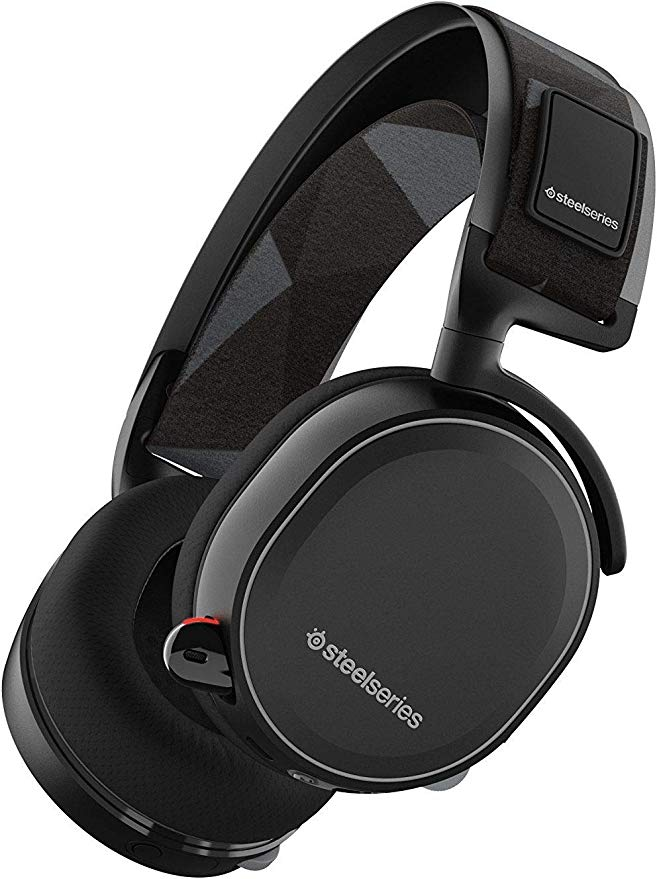 SteelSeries Arctis 7 bluetooth headphones wireless
