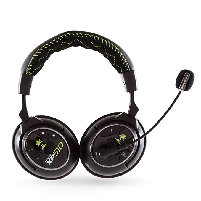 Turtle Beach Ear Force XP510 wireless headset