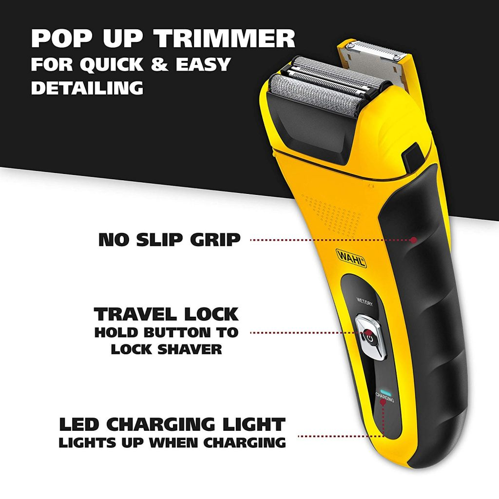 Wahl Lifeproof Lithium-Ion Foil Shave trimmer