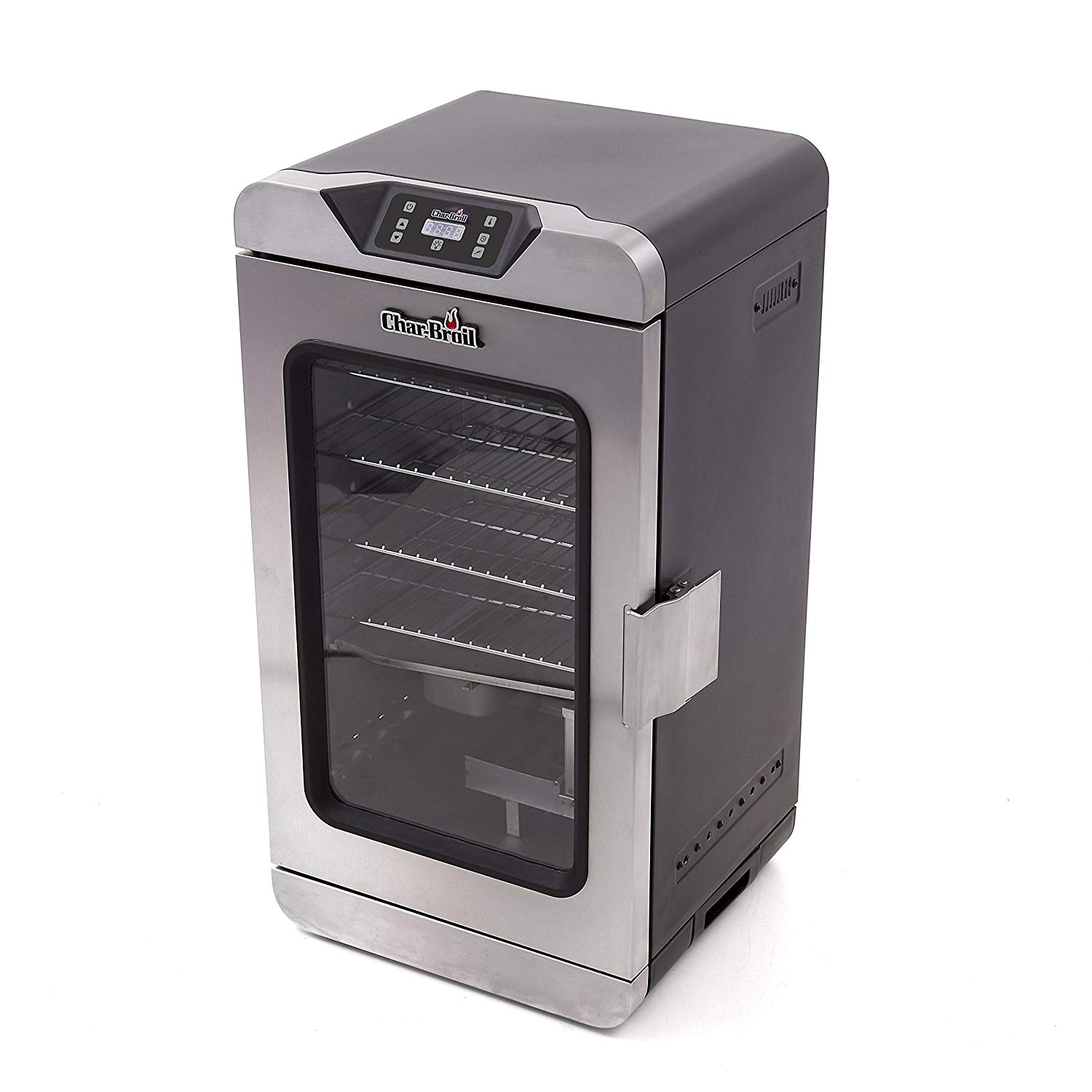 Char-Broil Deluxe 17402004 electric smoker