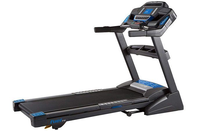 Fuel T4 Folding Treadmill
