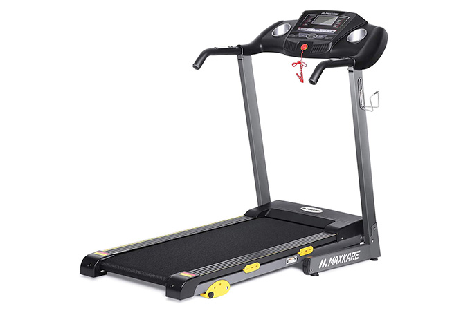 MaxKare Folding Treadmill