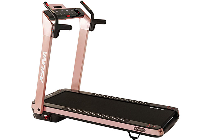 Sunny Health & Fitness Asuna SpaceFlex Electric Treadmill