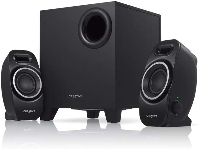 Creative A250 computer speakers