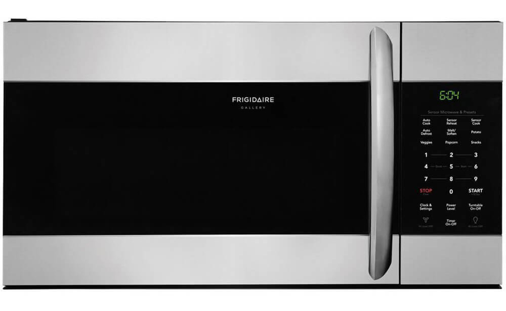 Frigidaire FGMV176NTF over the range microwave