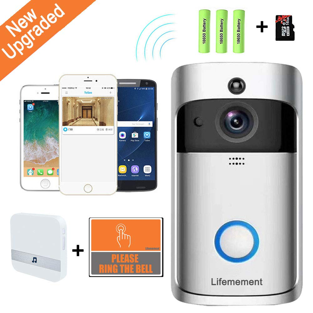 Lifemement Smart Video Doorbell