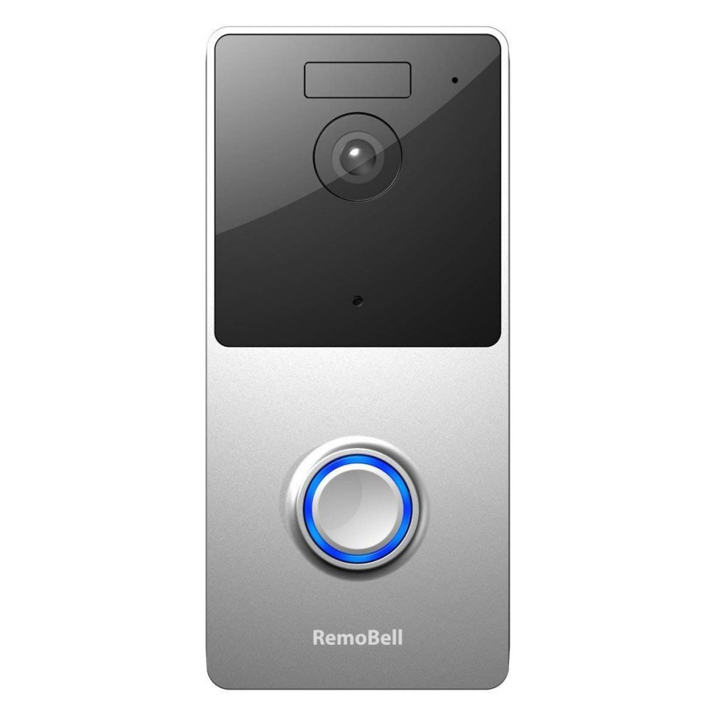 Remo+ RemoBell S Wi-Fi Video Doorbell
