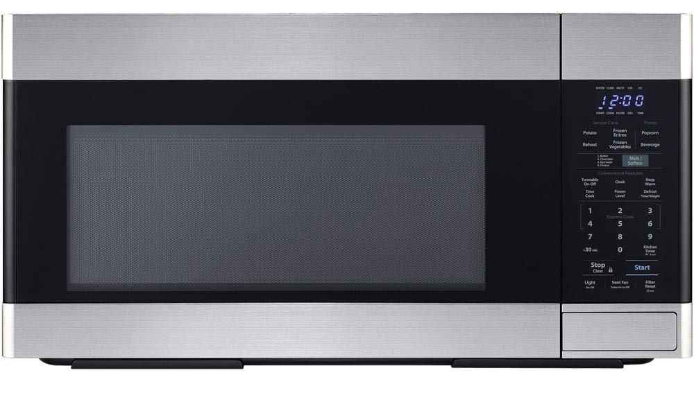 Sharp SMO1854DS over the range microwave
