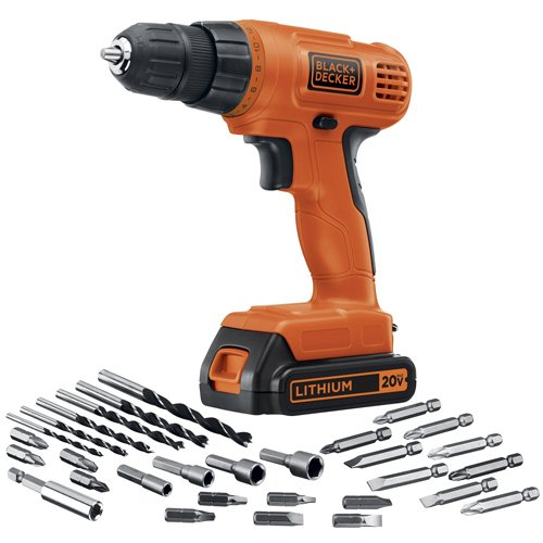 BLACK+DECKER 20V MAX LD120VA