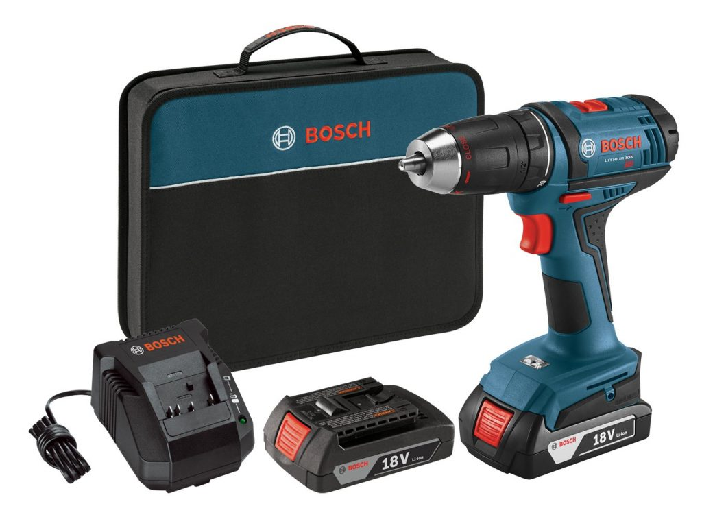 Bosch Power Tools DDB181-02 Drill