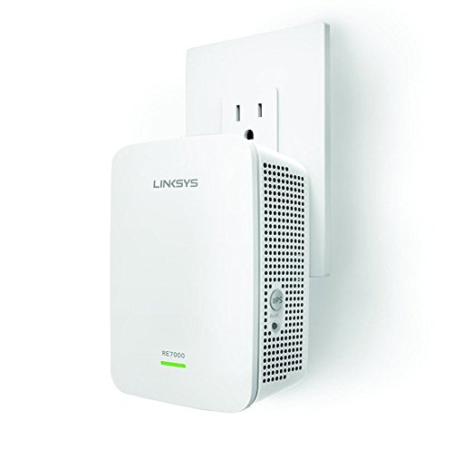 Linksys AC1900 Gigabit Range Extender / WiFi Booster / Repeater MU-MIMO (Max Stream RE7000)