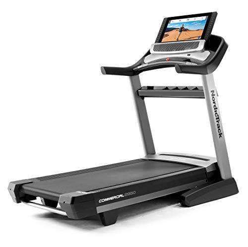 NordicTrack Commercial 2950 + 1 year iFit membership included $396 value